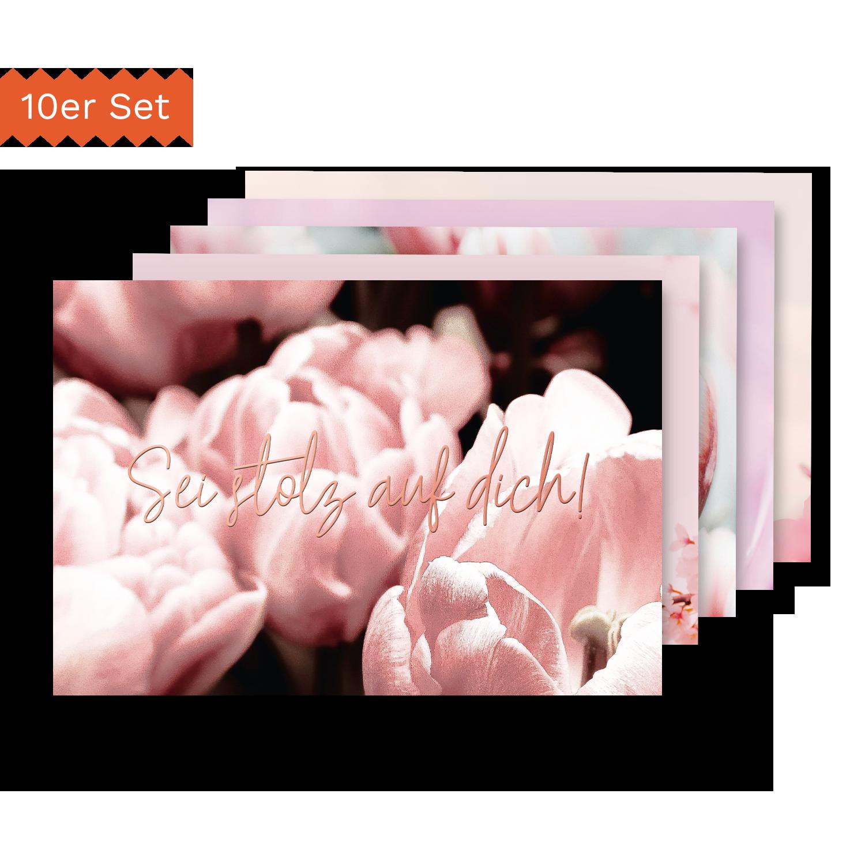 10 Blumengruss - StatementCards