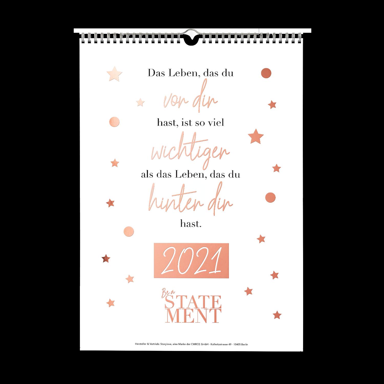 Sei du selbst - Wandkalender