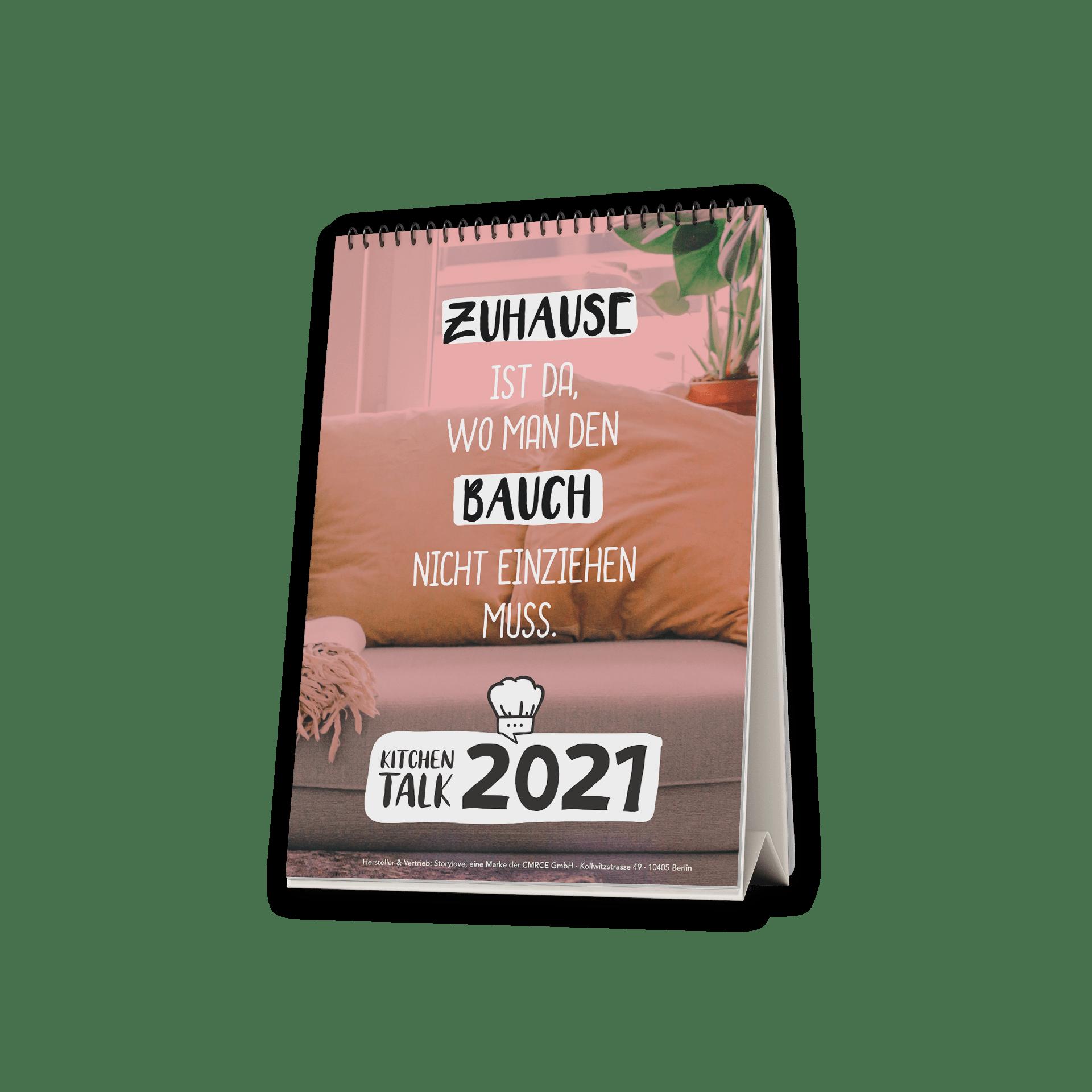 Geniesser - Tischkalender